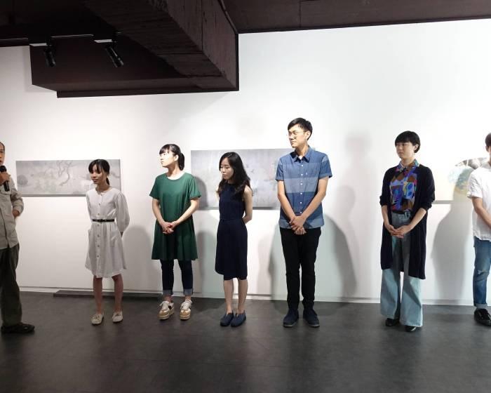 台灣當代水墨藝術的多元呈現:赤粒藝術展出「筆墨‧之外II」