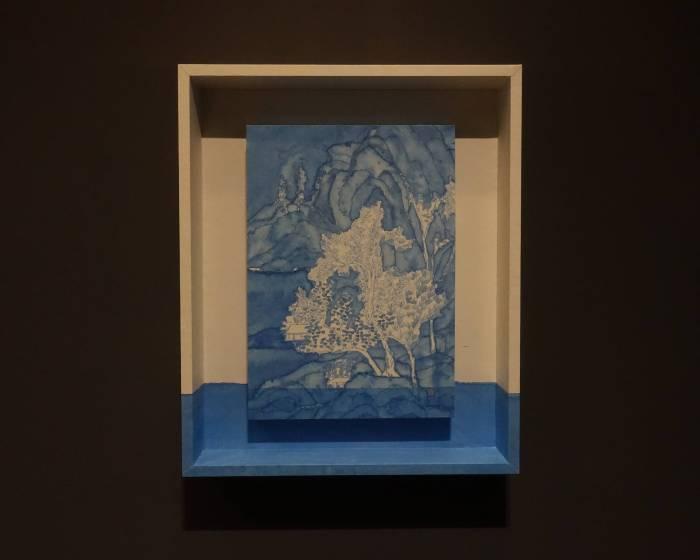 李婷婷的藍心之物—台灣首個展
