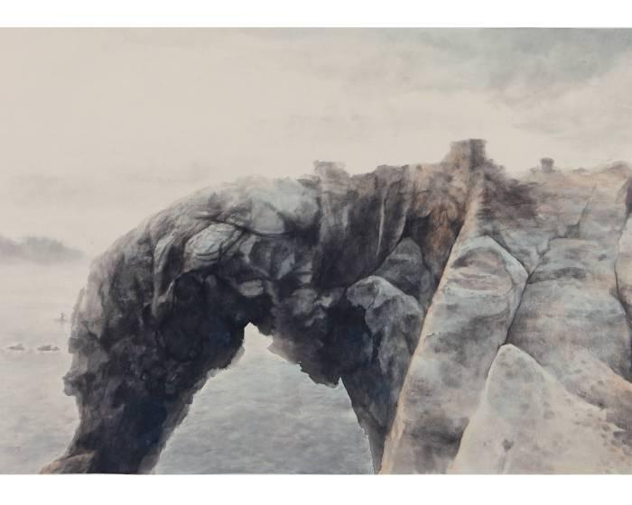 藝遇藝術中心即將展出《汲境》陳建焜水墨個展