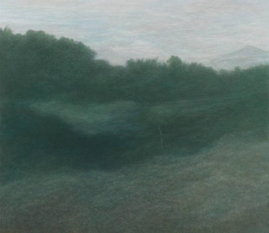 林煒翔 《遊蹤(四十一) 》 2018 油彩、畫布 130x150cm