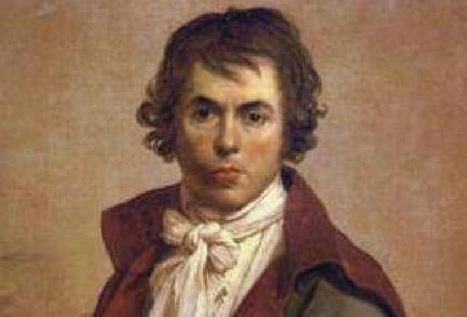 Jacques-Louis David。圖/取自Wiki Art