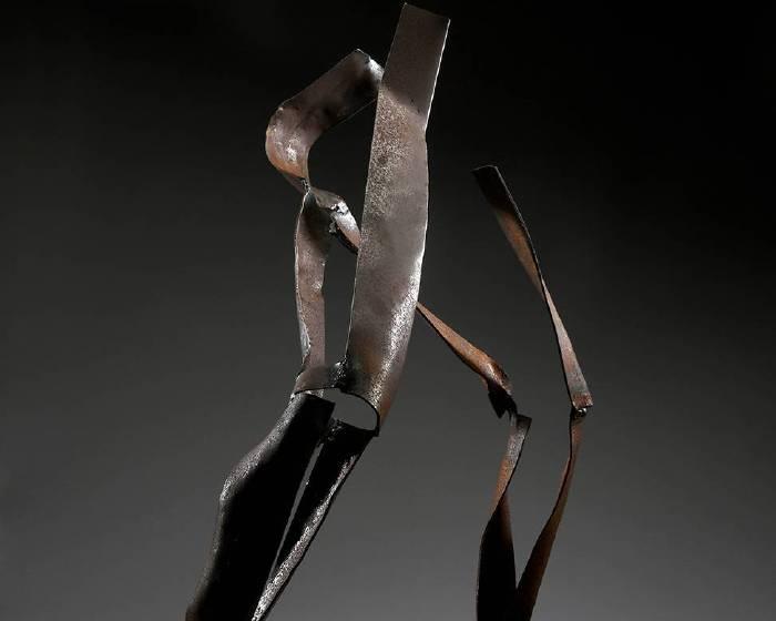 月臨畫廊【飇焊】林良材雕塑個展