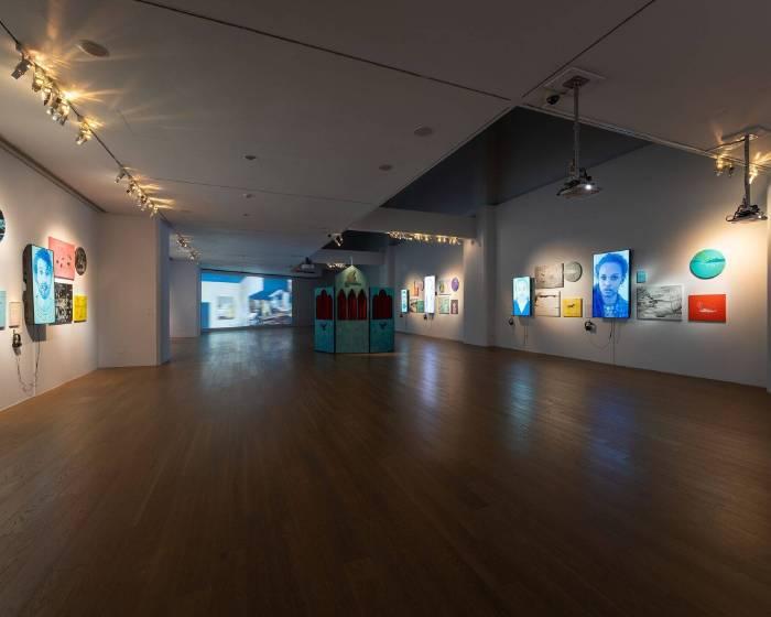【360環景影片】尊彩藝術中心|陳依純-進入世界系:地球防衛少年
