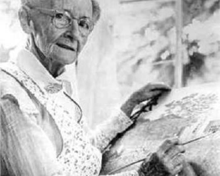 09月07日 Grandma Moses 生日快樂!
