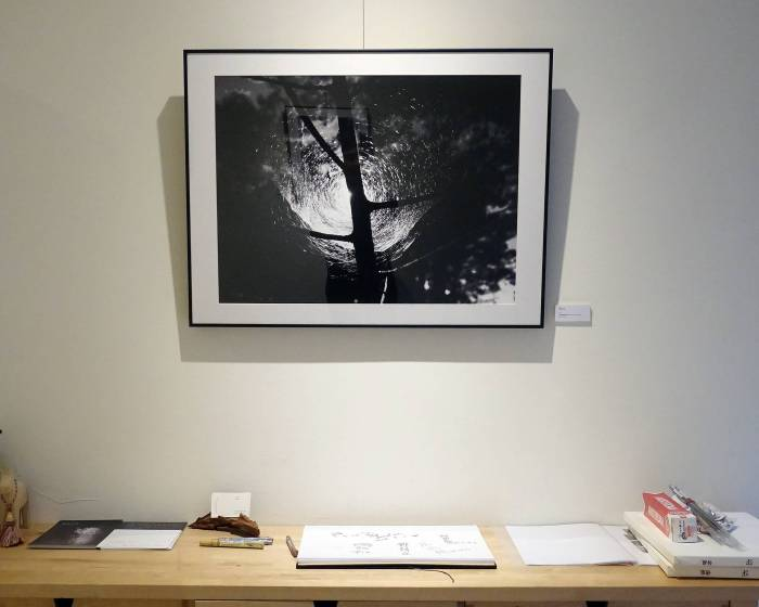 宣藝術:「僻靜之地」涂愷妍攝影個展