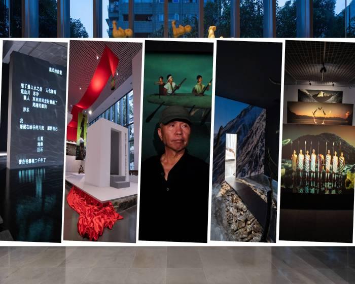 北師美術館展出謝春德《天火》 以劇場式攝影探索平行宇宙及靈魂歸屬