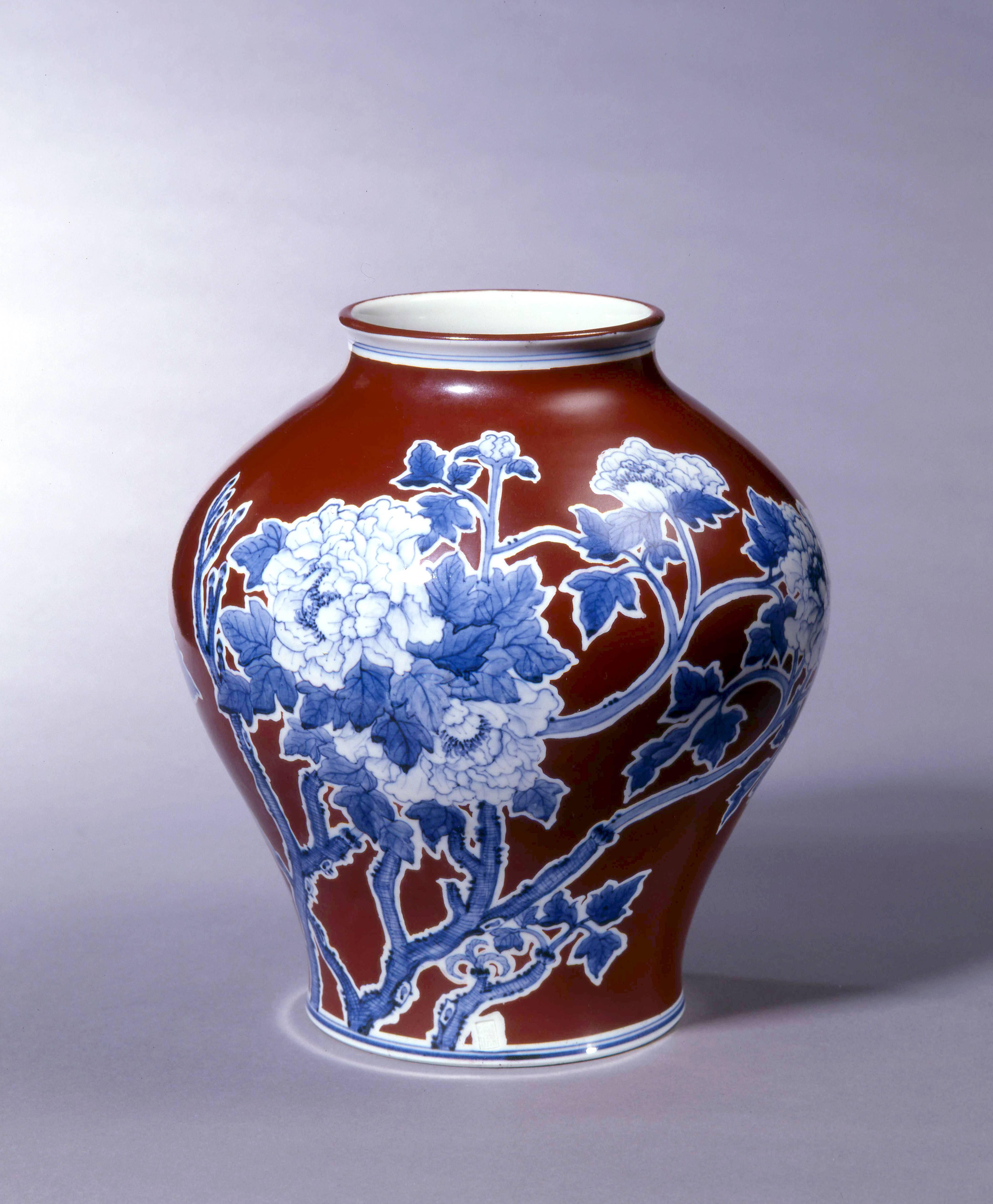 富貴|1985|陶藝|30x30x32.5cm