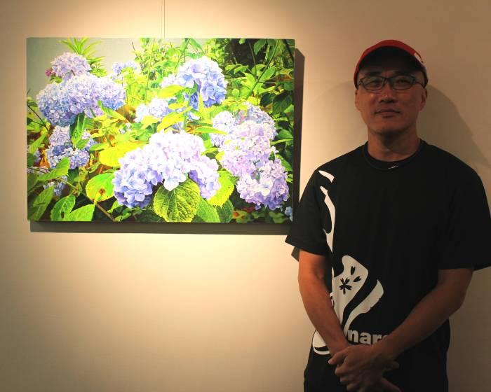 阿波羅畫廊:清穹‧浩淼  林嶺森油畫個展