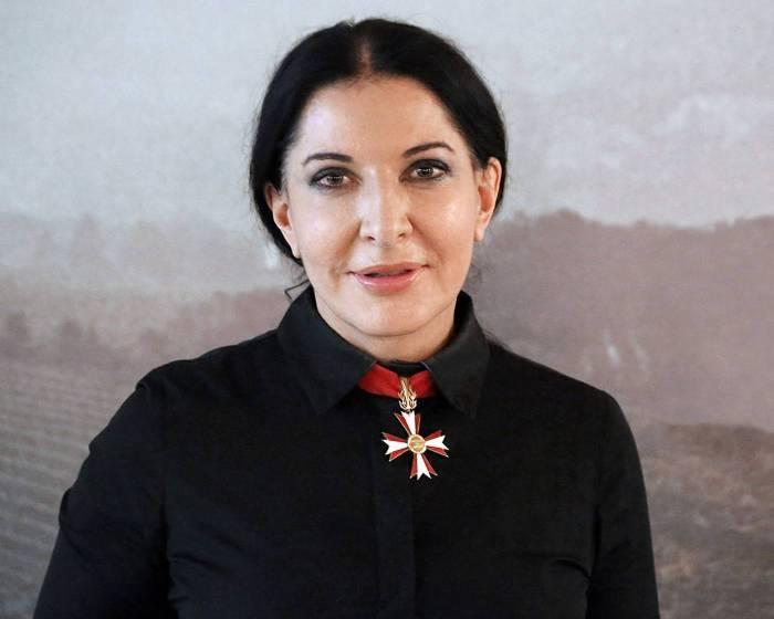 Marina Abramović遇襲 男子聲稱「為了藝術」