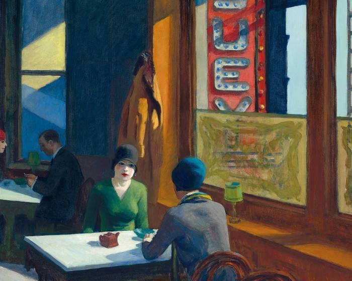 Hopper等美國戰後藝術私藏與David Hockney 領銜2018年佳士得秋拍