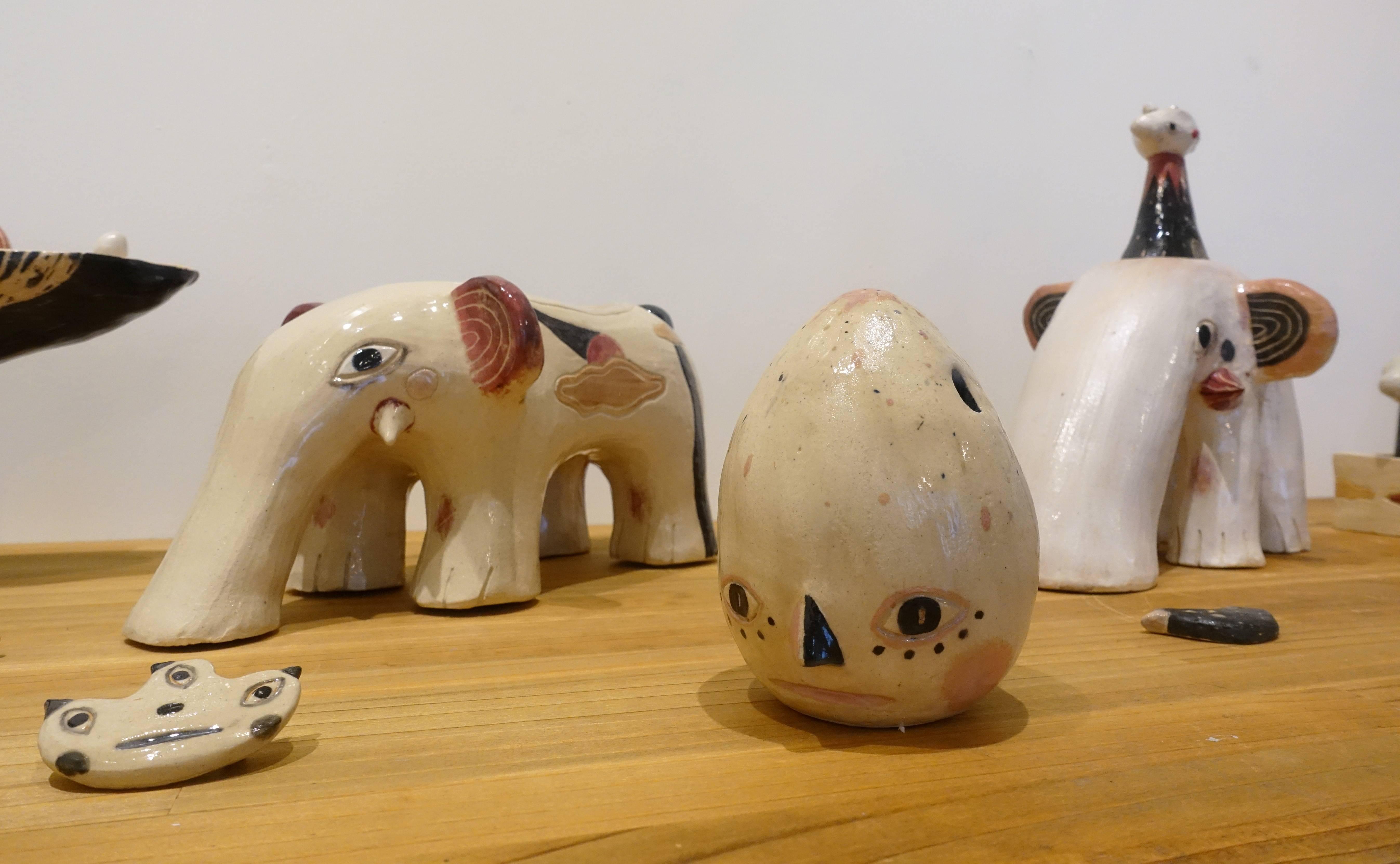 吳騏57系列作品於荻達寓見展出。