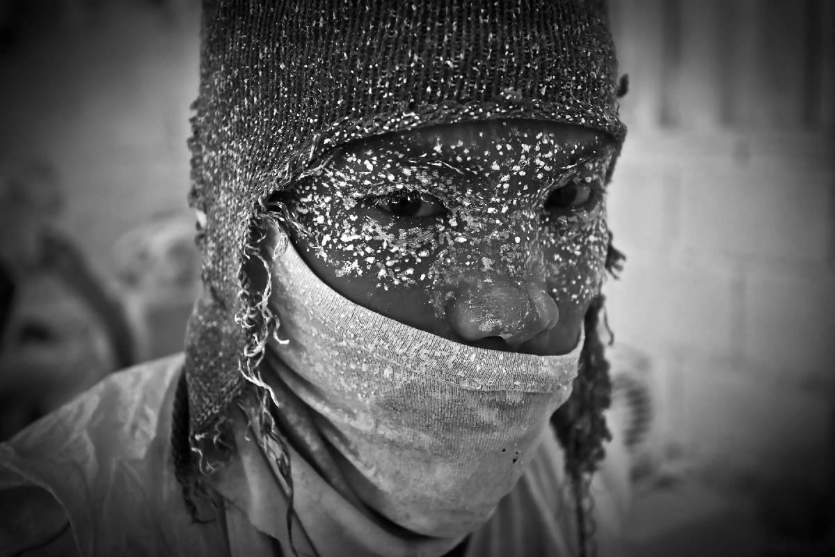 Nana Buxani  Jason Roxas / Marble Worker