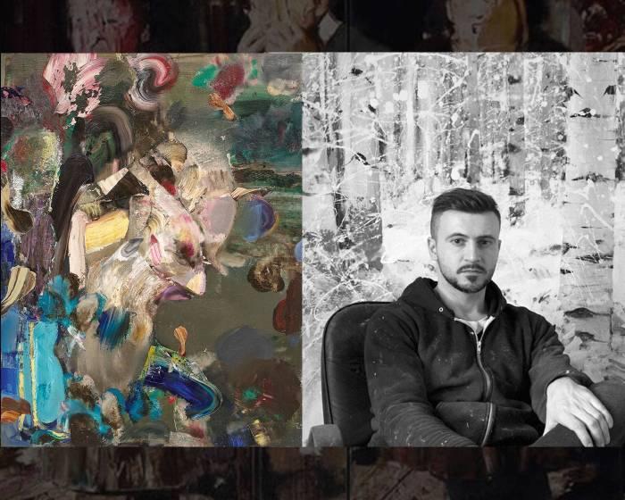 「沒有情感就沒什麼好畫的」─ 當代藝術家艾德里安•格尼(Adrian Ghenie)