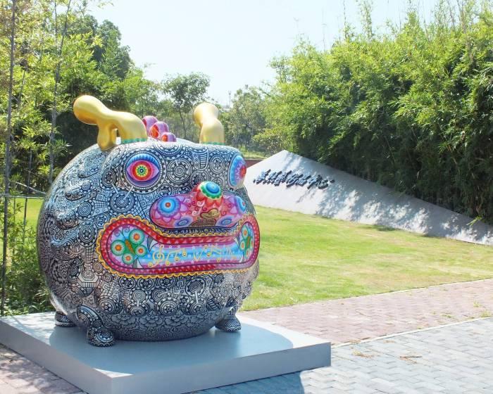 印象畫廊:【洪易 海上共明月】國際公共藝術節──廈門海絲藝術中心公共藝術展