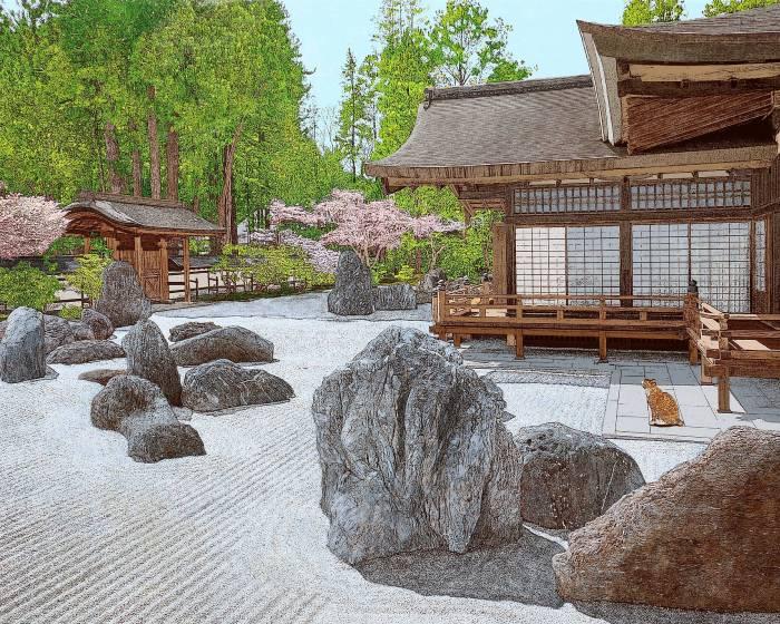 藤藝廊:【時光漫漫 歲月靜好     】林宗範創作個展
