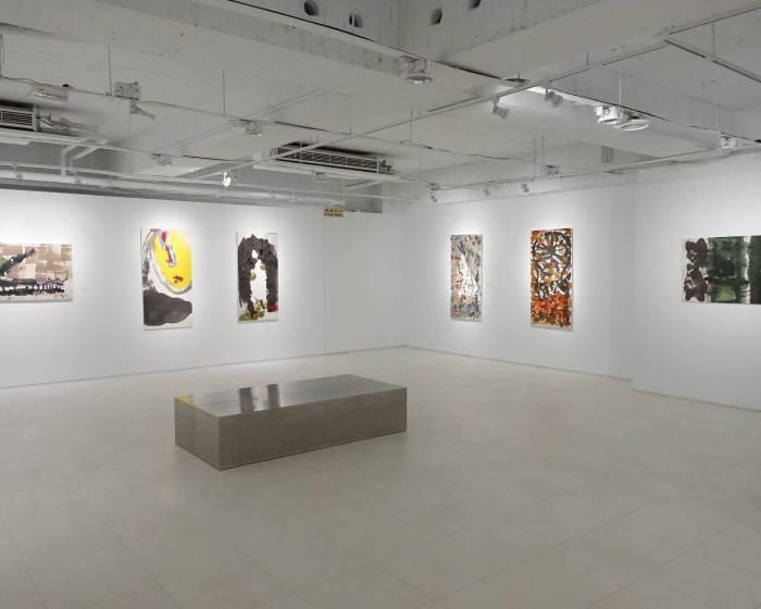 大象藝術空間館:林莎 → 藝生易時的詩篇