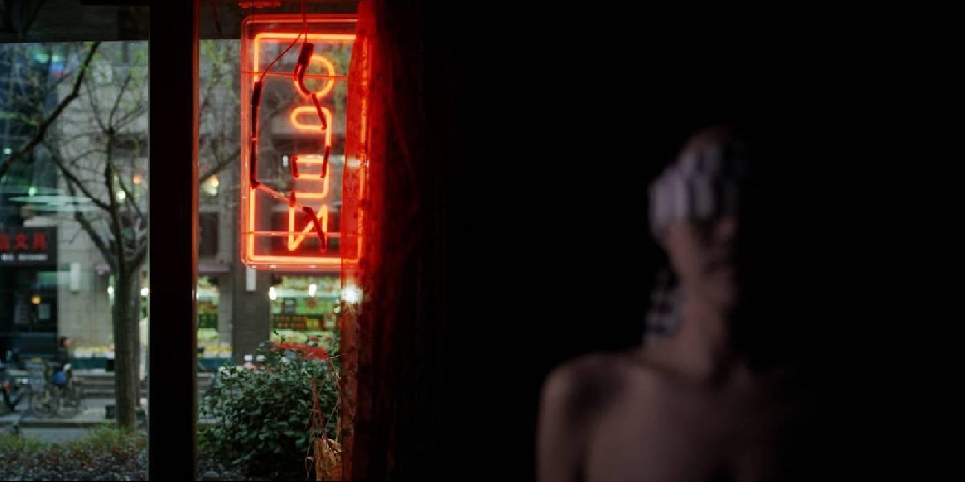 Stephane Ferrero 石岱|Urban Intimacy 51|攝影 Photograph on Canson Photo Paper| 60x30cm|  2012