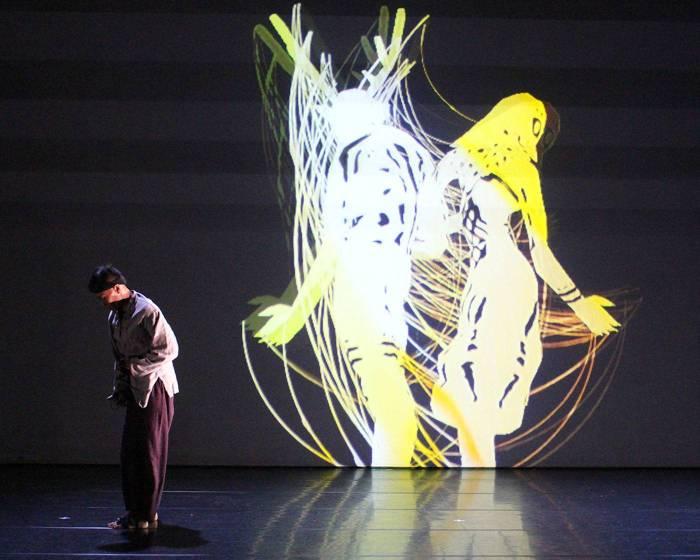 打造多媒體劇場《追》結合藝術與科技 陳郁秀:不斷的實驗才有創新