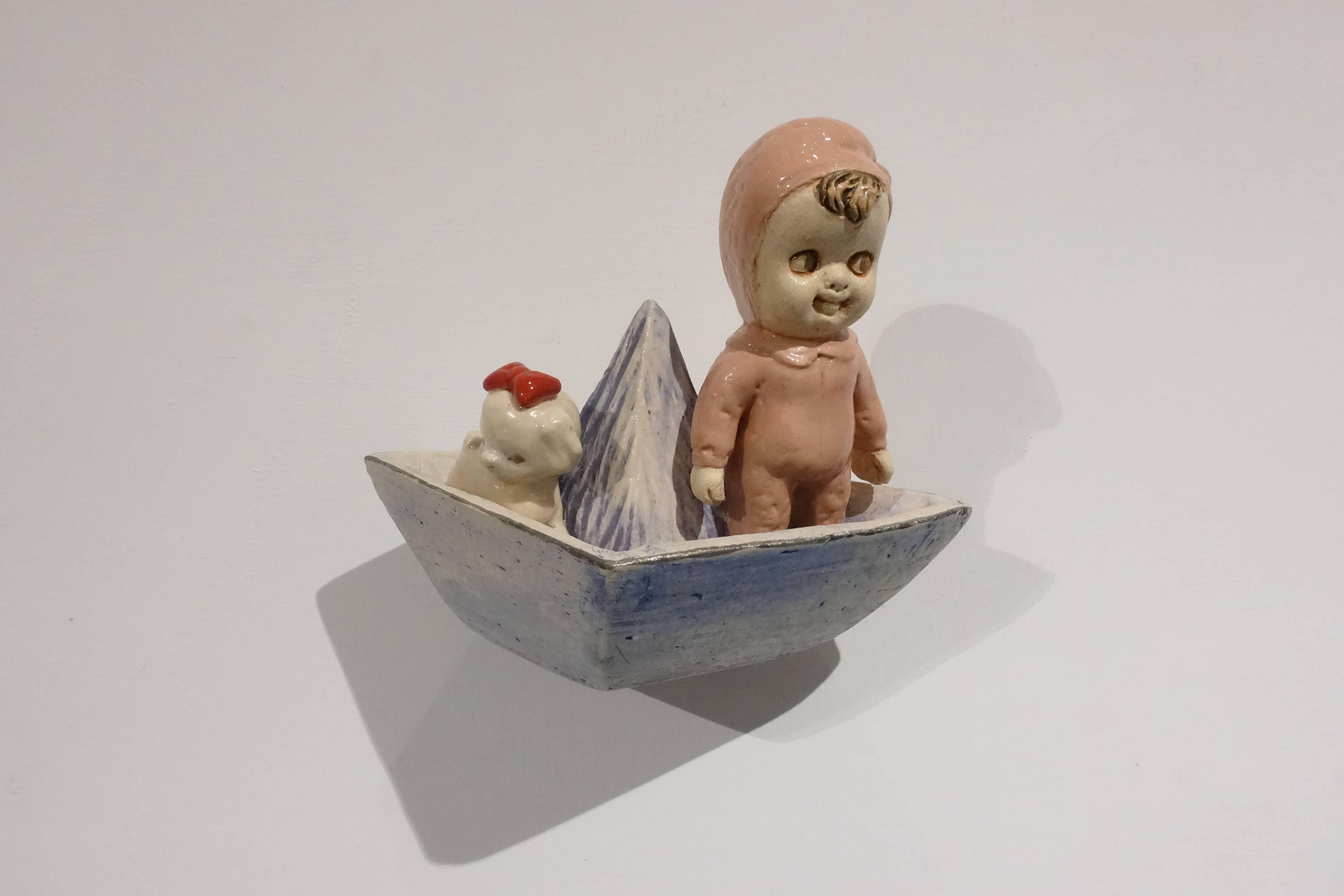 唐瑄,《夏日組曲》單件,陶瓷。