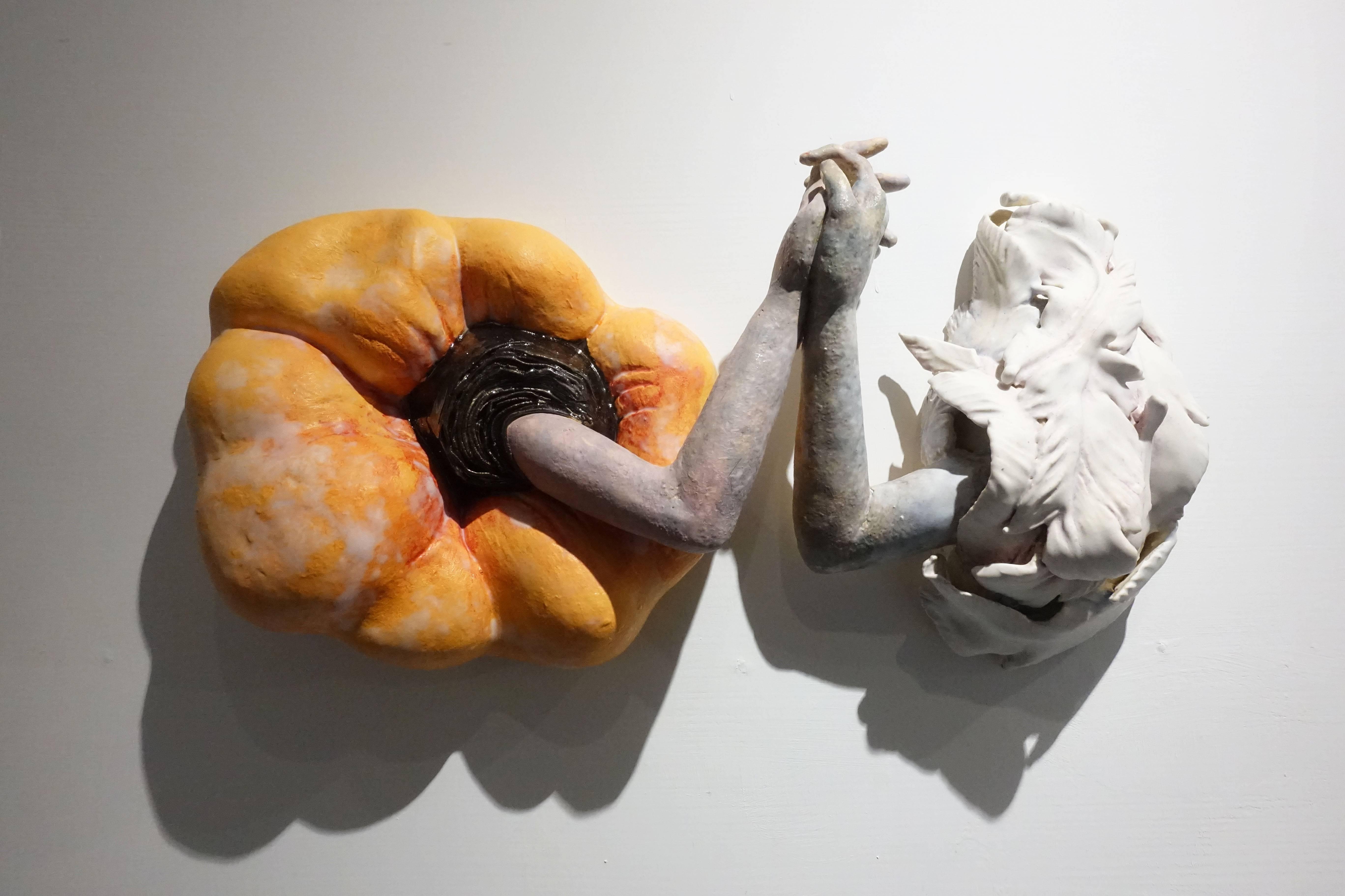 唐瑄,《日常碎片-圓舞曲》,陶瓷。