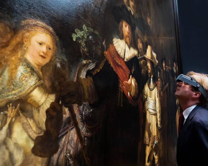 林布蘭《夜巡》啟動修復計畫 荷蘭國立博物館將公開直播過程