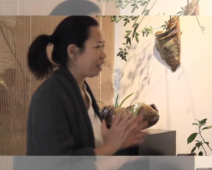 敦煌藝術中心:「貢旭煉影 - 吳淑玲柴燒個展」