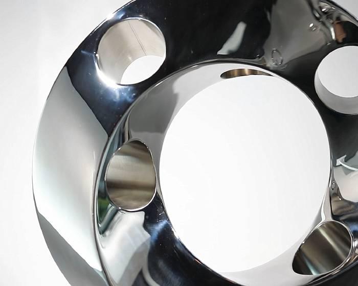 藝文直擊|赤粒藝術中心:【螺旋的軌跡】木戶修金屬雕塑展