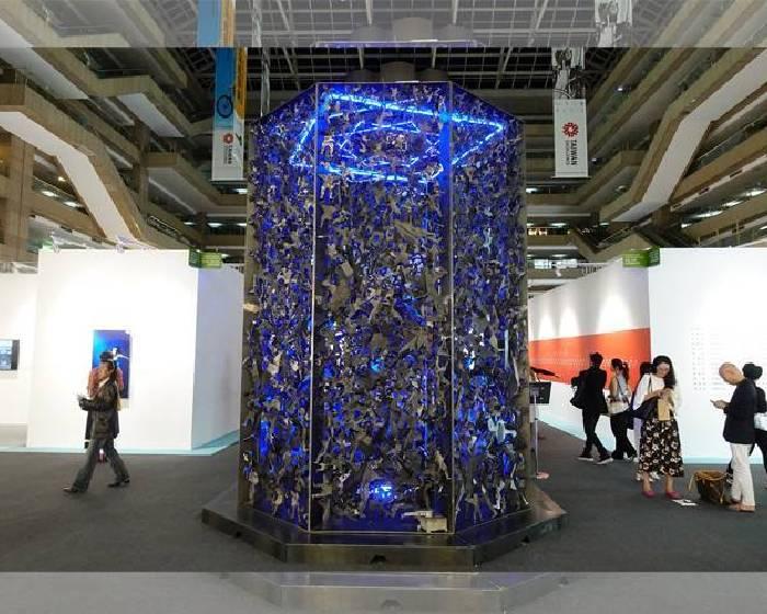 2018 ART TAIPEI:展出大型互動裝置、呈現不同世代間的原創性作品