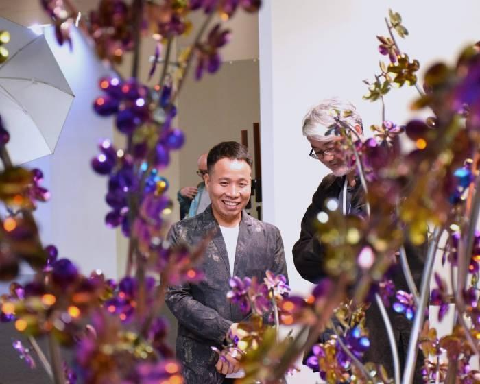 世界大千 萬物一體 高孝午《再生》雕塑系列 發表於藝時代畫廊