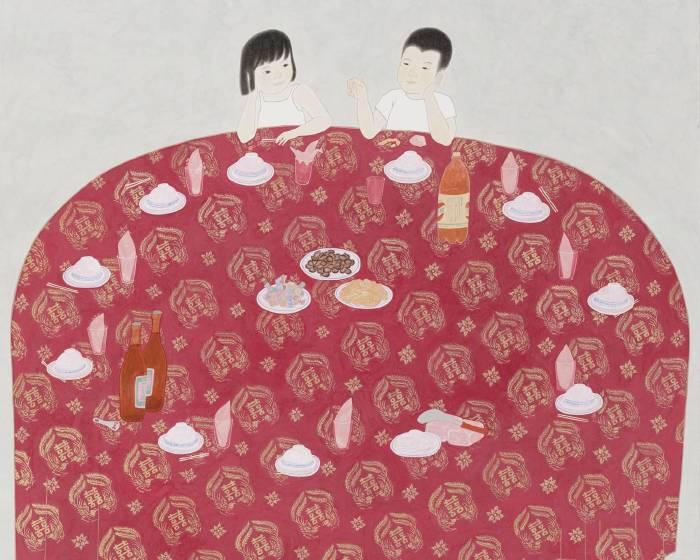 華瀛藝術中心【首陽山上山下 - 葉采薇個展 】茶會2018年11月17日 下午三點