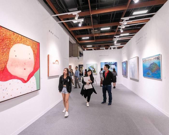 2018 ART TAIPEI連四天公眾展開跑 銷售佳績精彩不斷