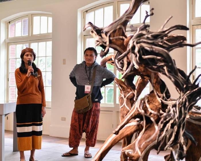 「翻動MICAWOR - 2018 PULIMA 藝術節」 展現原住民當代藝術的跨國連結與多元樣貌於台北當代藝術館盛大展出