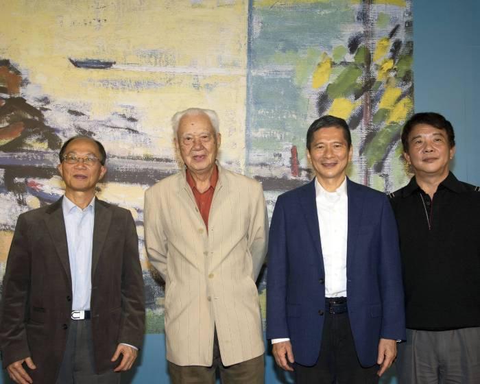 「豐采․頌歌-何肇衢邀請展」,11月2日於中正紀念堂盛大開幕!