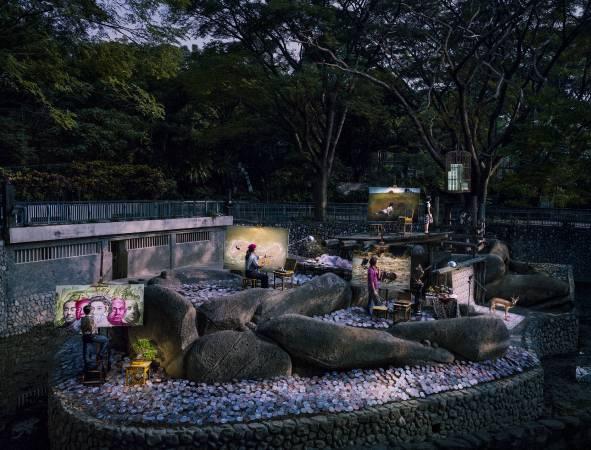 人的莊園 Animal Farm /周慶輝 CHOU Ching-Hui