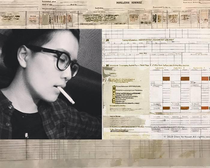 「表格裡的玄機」 - 認識新銳藝術家陳語軒