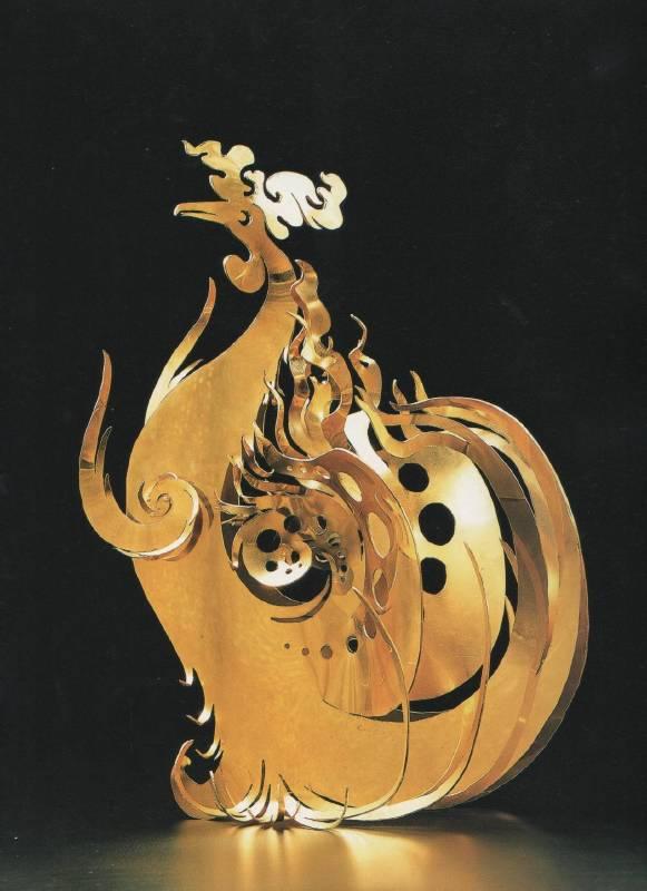 楊英風_生命之火_不銹鋼_54x40x25 cm_1981