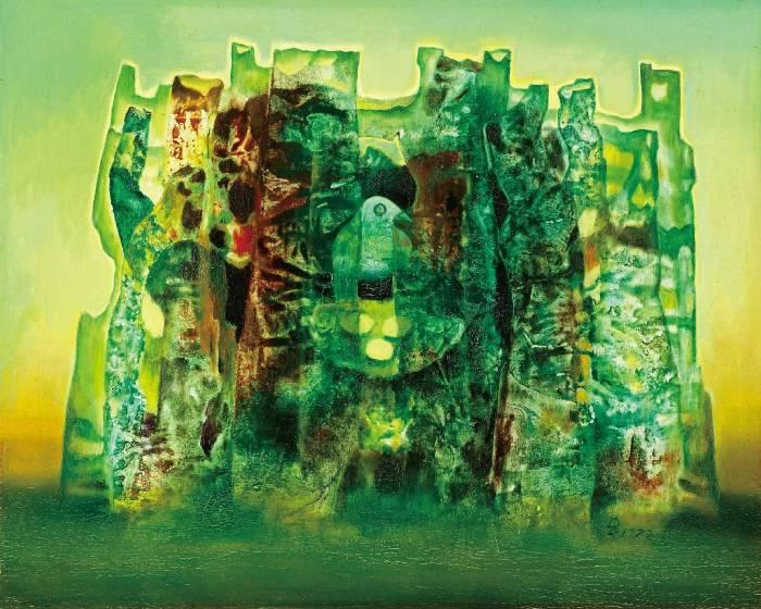 《林惺嶽:大自然奇幻的光影》展覽開幕 冠蓋雲集