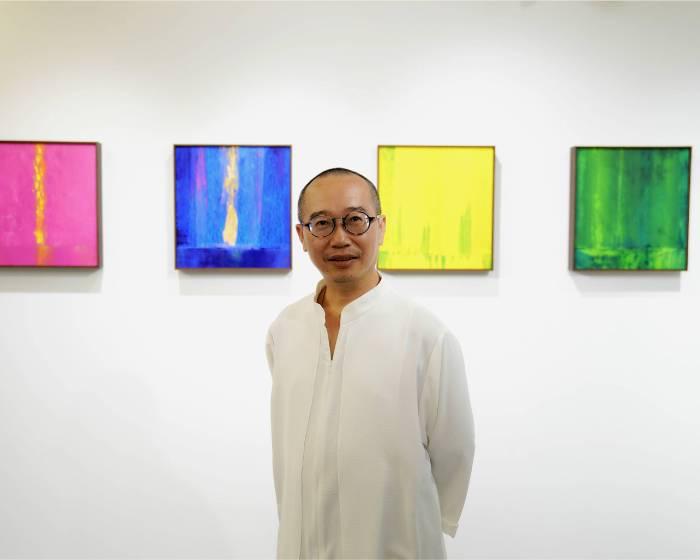 藝時代畫廊:【花間恁偶過.竹影閒錯落】談陳正隆「墨禪園林」的創作觀
