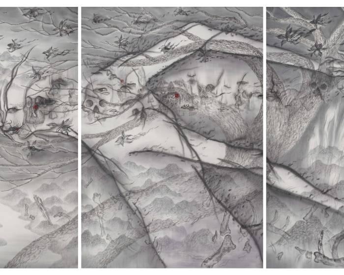 穎川畫廊【深層的霓虹】劉信義個展
