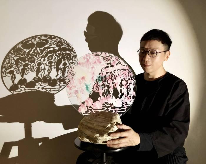 「篝火合歌」吳耿禎展:淬鍊文明初始的世界史詩