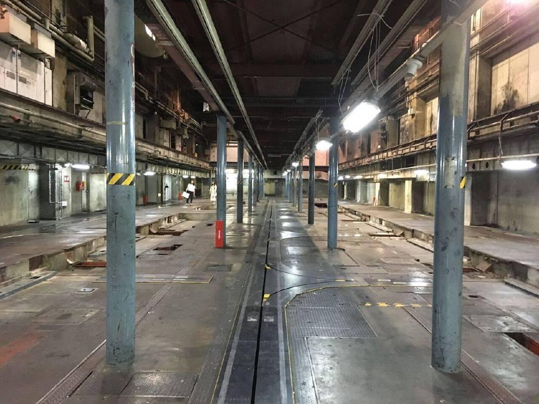 2019年會場2_京都新聞大樓舊印刷工廠
