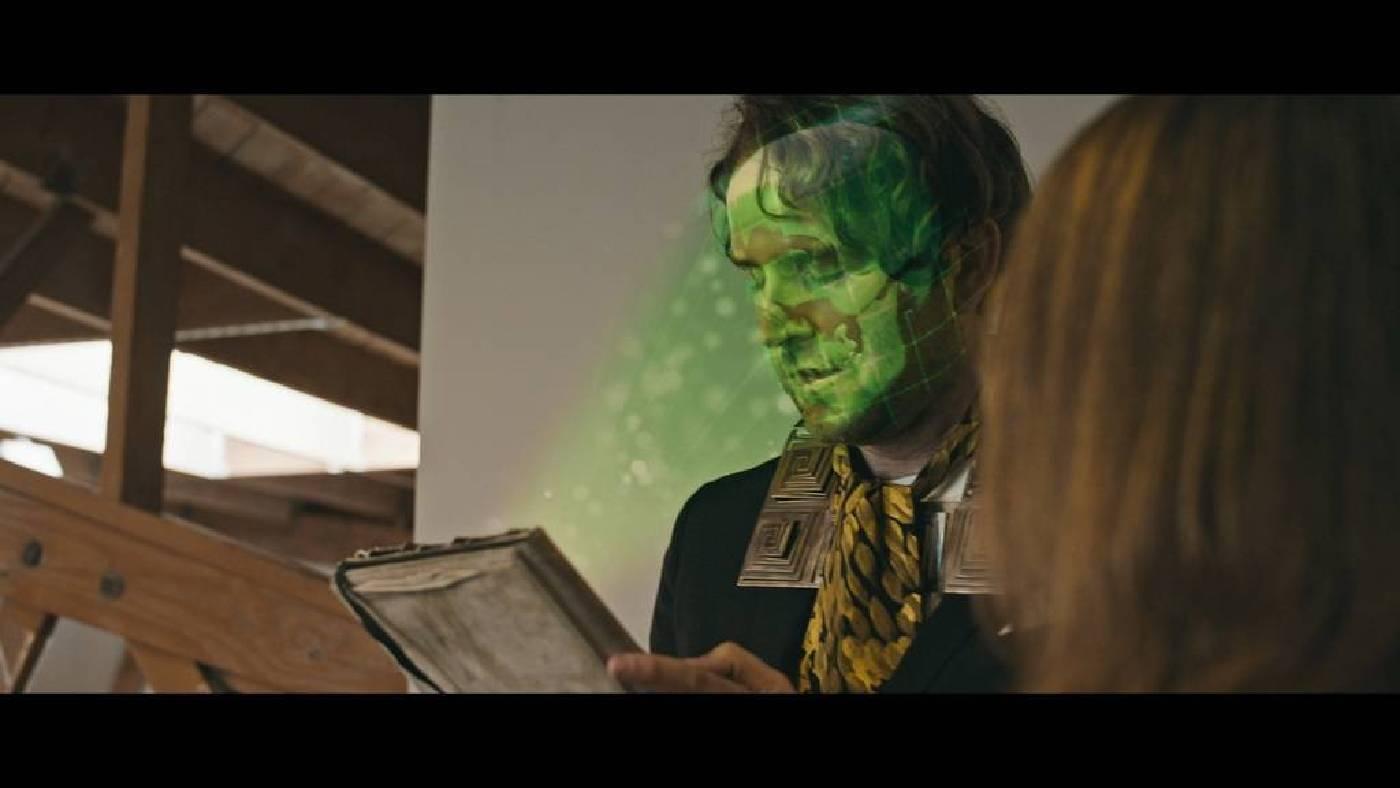 一部由人工智慧AI Benjamin所寫劇本,接著再由人類演員演出,形成9分鐘的劇情短片。