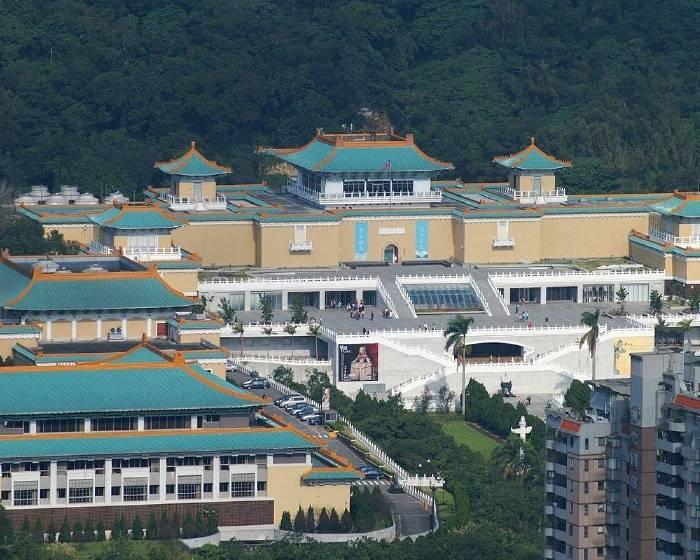 國立故宮博物院嚴正駁斥「2025年消滅故宮」言論澄清聲明稿