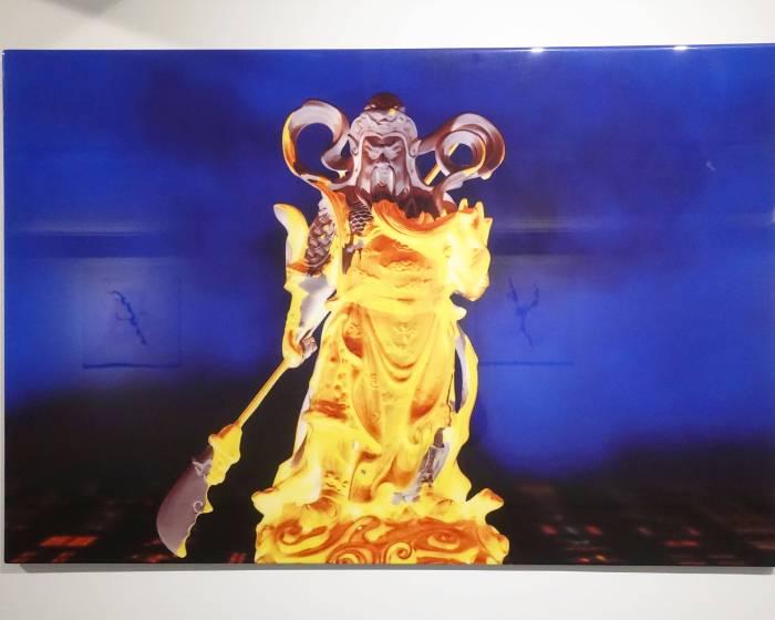 亞億藝術空間:WE art exhibition 由西向東