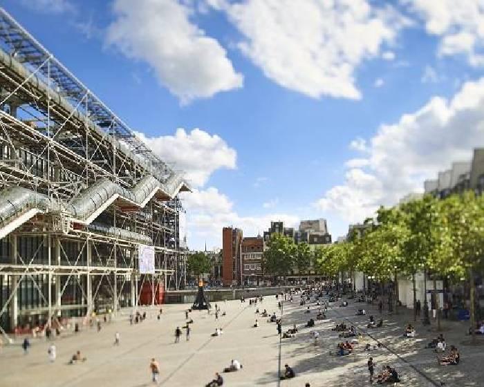 巴黎龐畢度中心亞洲首次三年計畫!開春建築大師安藤忠雄工作坊首次公開!