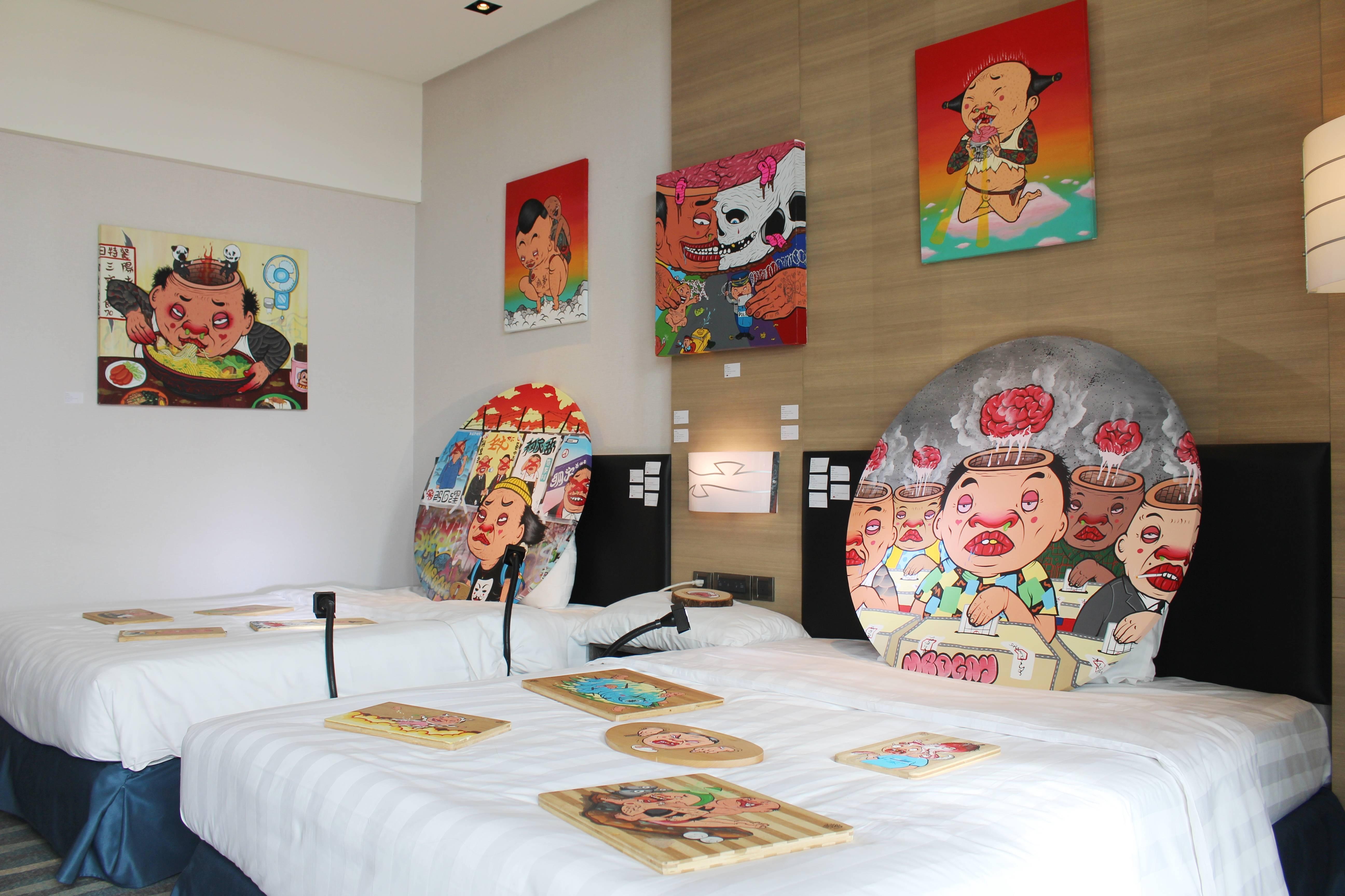 展間253,新苑藝術,台北