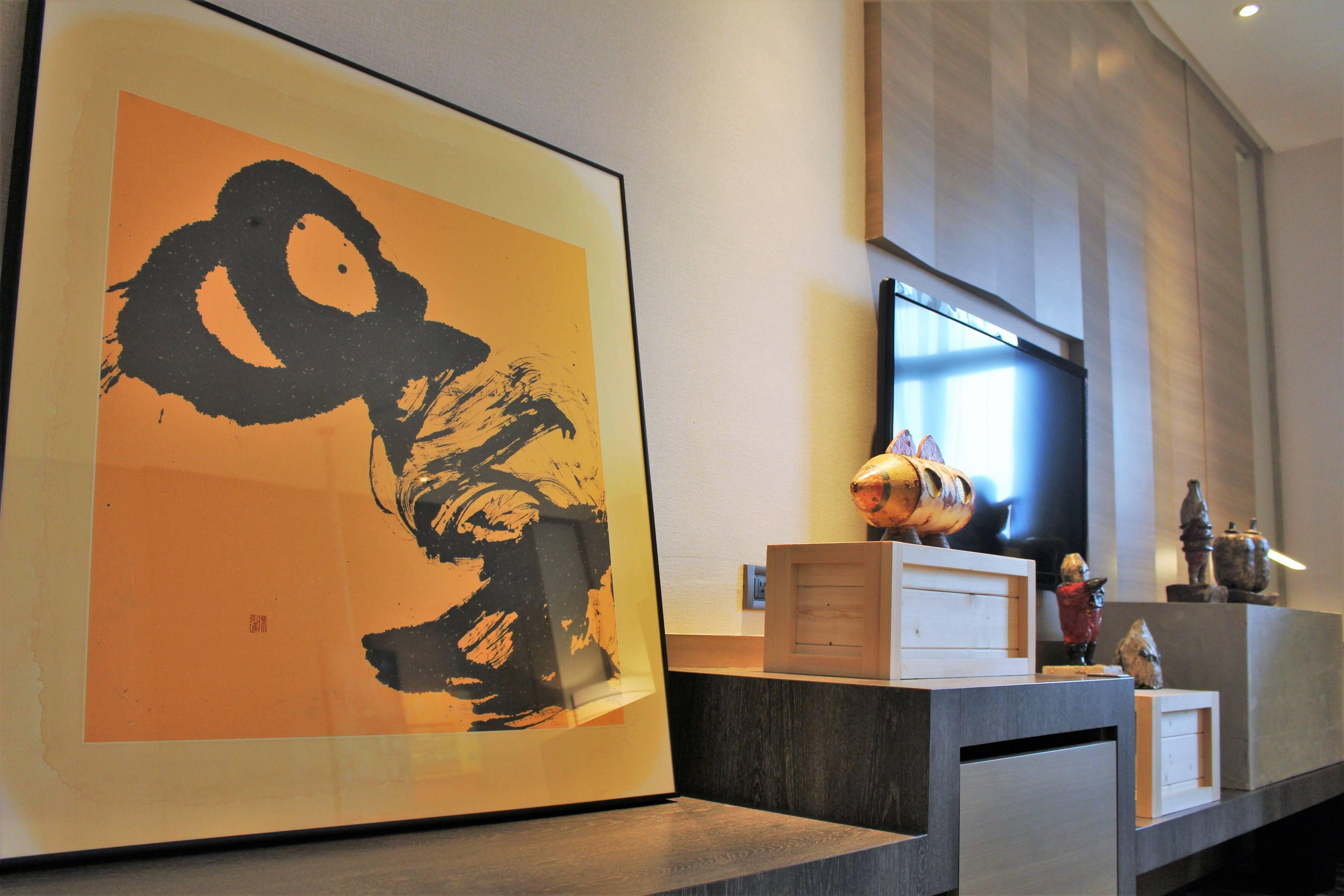 展間258,意識畫廊,台北