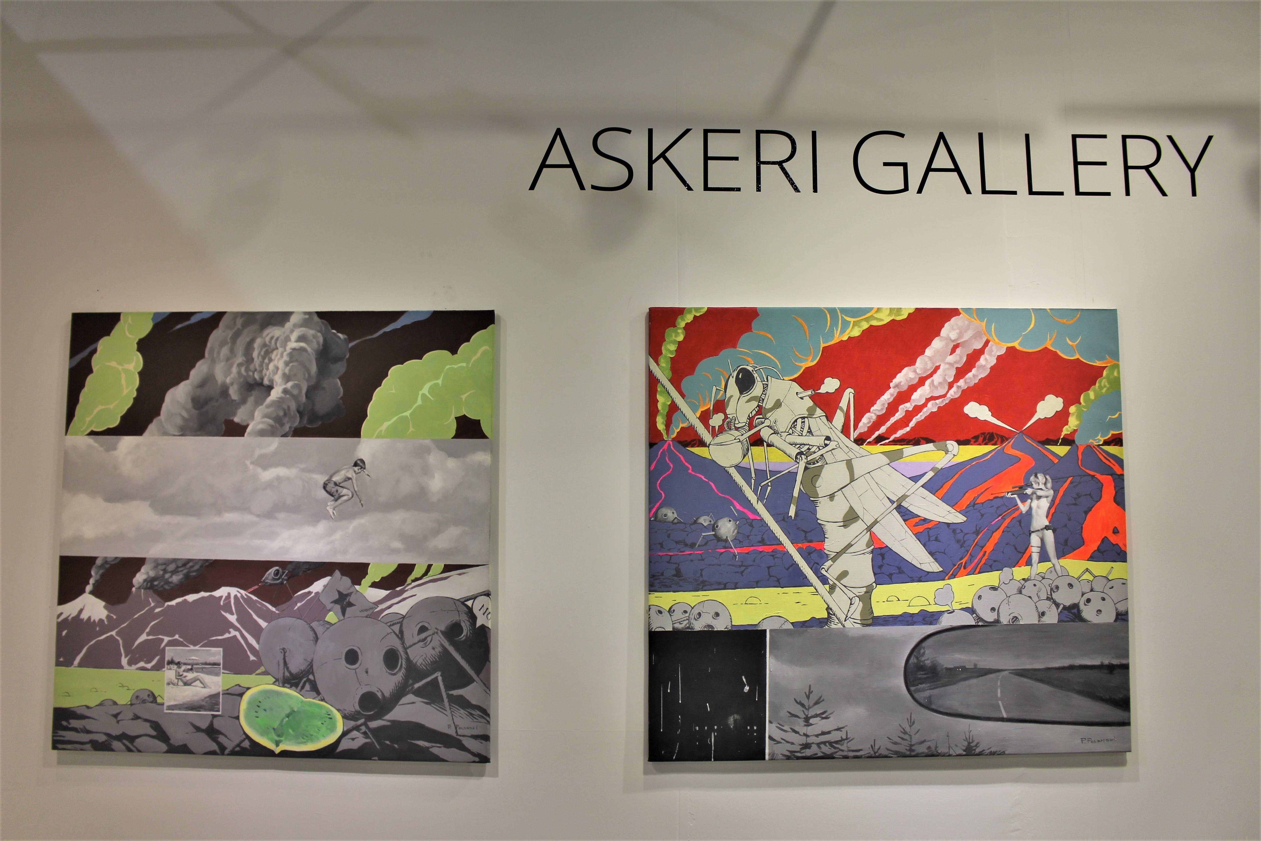 P3-02,Askeri Gallery,莫斯科