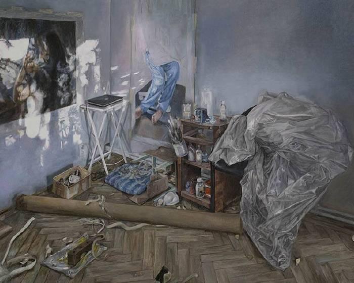 安卓藝術:【牆上的圖像】安娜・瑪瑞亞・米庫(Ana Maria Micu)個展