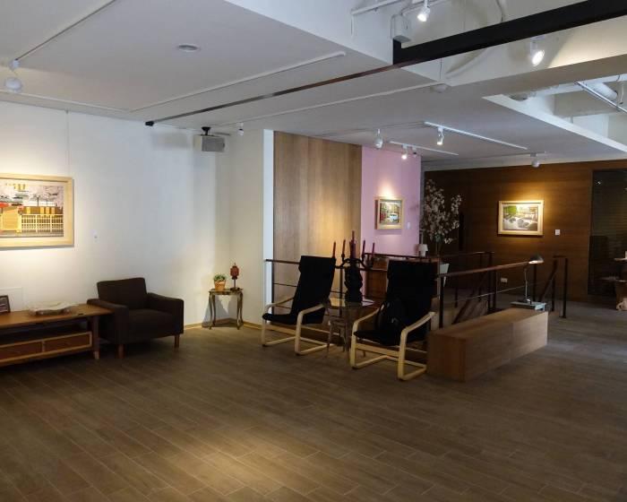 藤藝廊:「時光漫漫 歲月靜好」林宗範創作個展